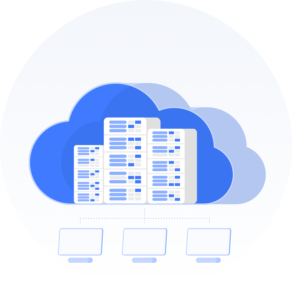 Centralized test management for geographically dispersed team