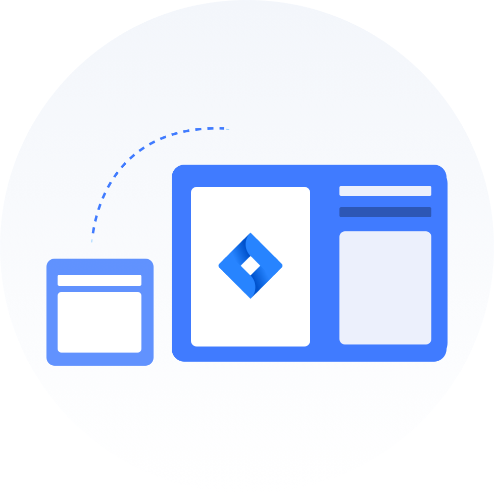 Seamless real-time integration with Jira