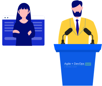 Join us at Agile + DevOps East 2021 Virtual Conference