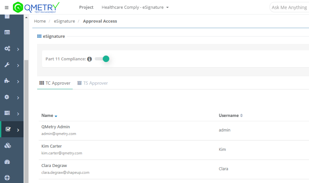 Compliance with eSignature and Approval Workflows