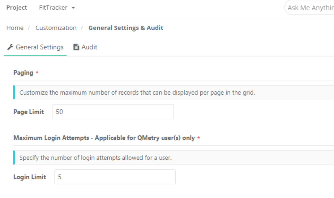 Secure User Access