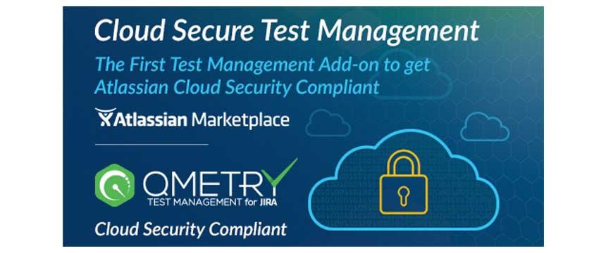 QMetry cloud secure test management