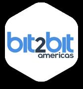 Bit2bit americas marquee logo