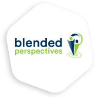 Blended Perspective Marquee Logo