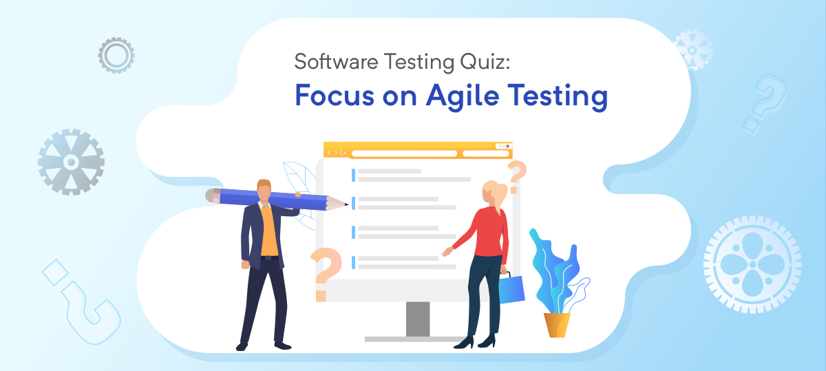 Focus on Agile Testing Banner QMetry