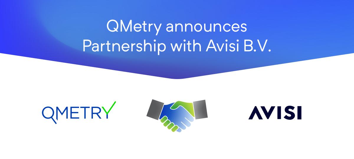 QMetry announces partnership with Avisi B.V.