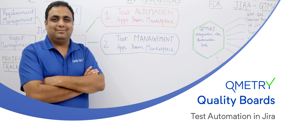 QMetry Test Automation Inside Jira