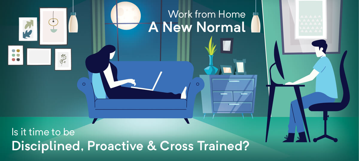 work from home a new normal