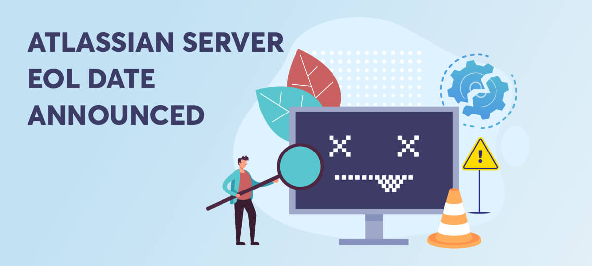 Banner Atlassian Server EOL Date