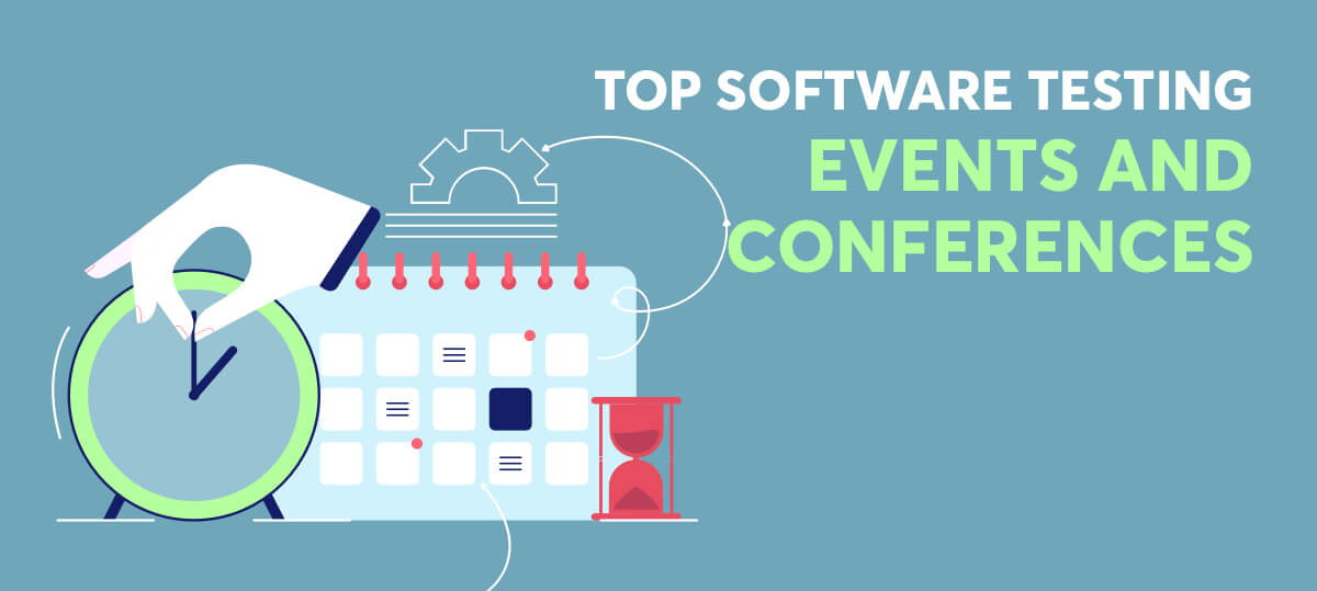 Banner Top Software Testing Events and Conferences
