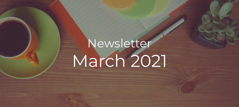QMetry Newsletter March 2021