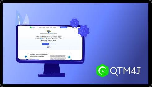 Banner QTM4J New Website Announcement