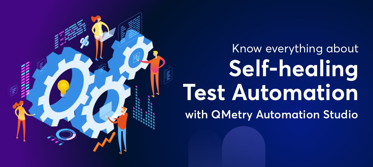 Banner Self-healing Test Automation