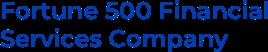 Logo Financial Company