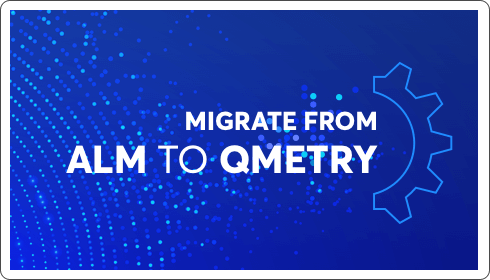 Banner Migrate ALM QMetry