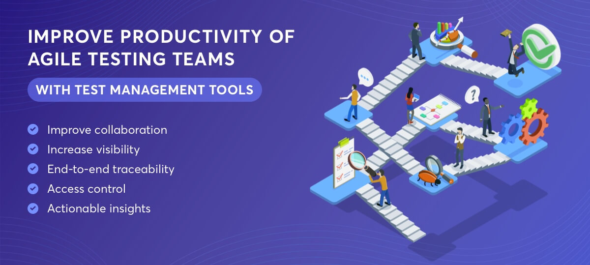 Banner Improve Productivity of Agile Testing Teams
